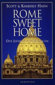 Cover of: Rome sweet home: our journey to Catholicism