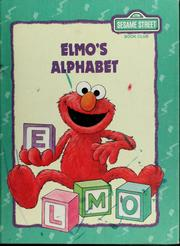 Cover of: Elmo's alphabet