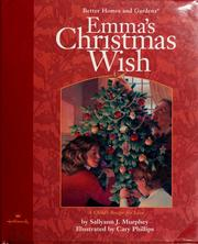Cover of: Emma's Christmas wish