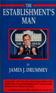 Cover of: The establishment's man