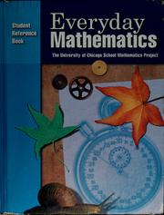 Cover of: Everyday Mathematics | University of Chicago School Mathematics Project