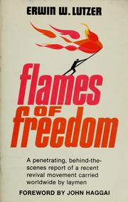 Cover of: Flames of freedom
