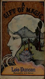 Cover of: A gift of magic