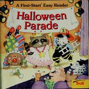 Cover of: Halloween parade | Joanne Mattern