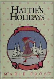Hattie's holidays