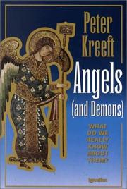 Cover of: Angels and demons: what do we really know about them?