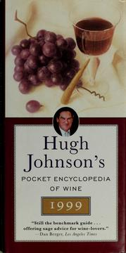 Hugh Johnson's Pocket Wine Book 2005 #BOOK100343