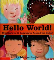 Cover of: Hello world!