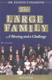 Cover of: The large family