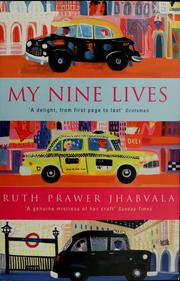 Cover of: My nine lives