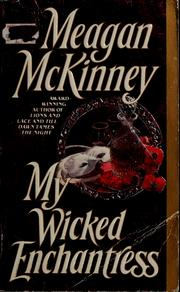 Cover of: My wicked enchantress