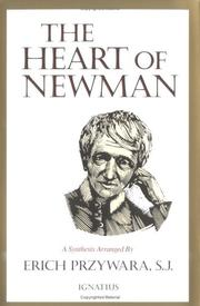 Cover of: The heart of Newman: a synthesis