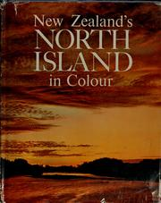 Cover of: New Zealand's North Island in colour