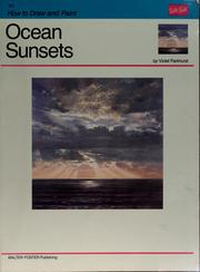 Cover of: Ocean sunsets