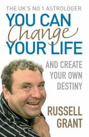 Cover of: You Can Change Your Life