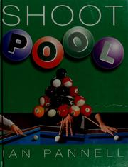 Cover of: Shoot pool