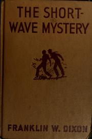 Cover of: The short-wave mystery