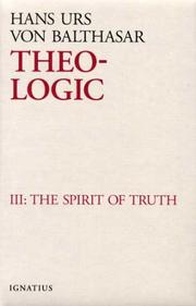 Cover of: Theo-Logic