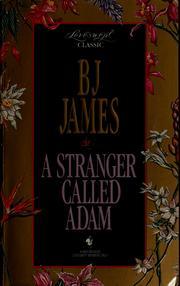 Cover of: A Stranger Called Adam