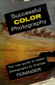 Cover of: Successful color photography