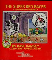 Cover of: The super red racer
