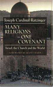 Cover of: Many Religions, One Covenant: Israel, the Church, and the World