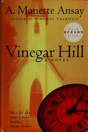 Cover of: Vinegar Hill