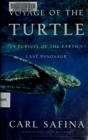 Cover of: Voyage of the turtle | Carl Safina