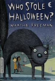 Cover of: Who stole Halloween?