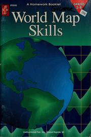 Cover of: World Map Skills, Grade 5-8