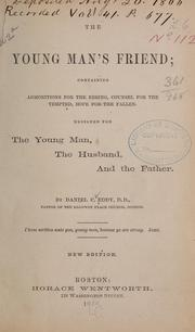 Cover of: The young man