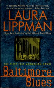 Cover of: Baltimore blues | Laura Lippman