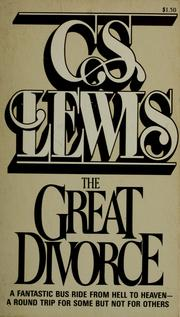 Cover of: The Great Divorce