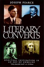 Cover of: Literary converts