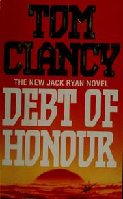 Cover of: Debt of honour | Tom Clancy