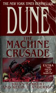 Cover of: Dune: The Machine Crusade