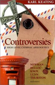 Cover of: Controversies