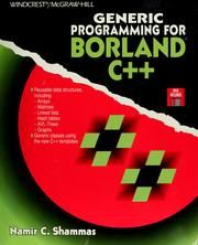 Generic programming for Borland C[plus plus] by Namir Clement Shammas