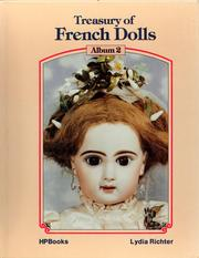 Cover of: French Dolls (Album / Lydia Richter) | Laterna Verlag
