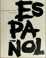 Cover of: Contemporary Spanish | Robert Lado
