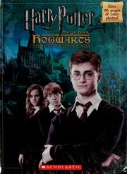 Harry Potter poster book by Scholastic Inc.