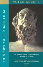 Cover of: Philosophy 101 by Socrates