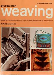 Cover of: Step by Step: Weaving