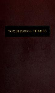 Cover of: Tombleson