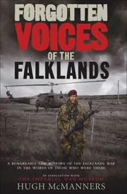 Cover of: Forgotten Voices of the Falklands