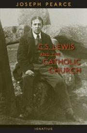 Cover of: C.S. Lewis and the Catholic Church