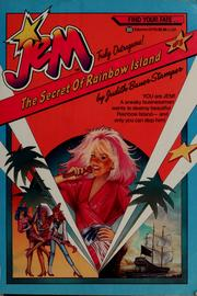 Cover of: BT-SECRET RAINBOW ISLD (Jem #3 Find Your Fate)