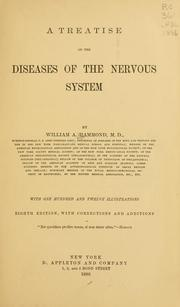 Cover of: A treatise on the diseases of the nervous system