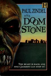 Cover of: The doom stone | Paul Zindel