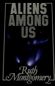 Cover of: Aliens among us